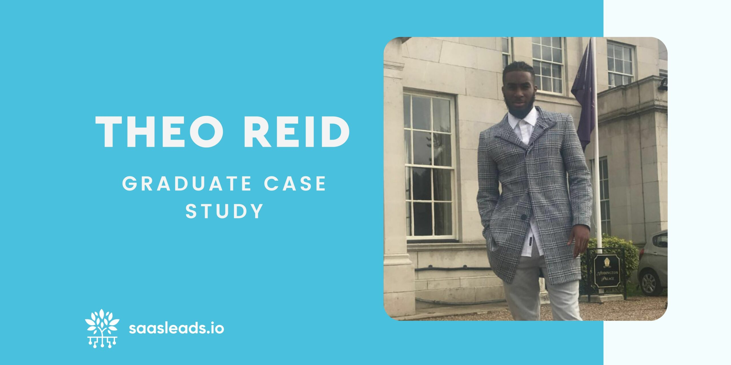 Graduate Case Study – Theo Reid – SDR at Curation